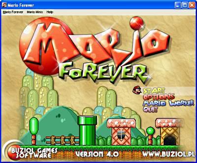 Super Mario Forever 4