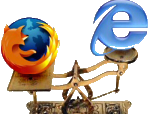 Firefox Internet Explorer